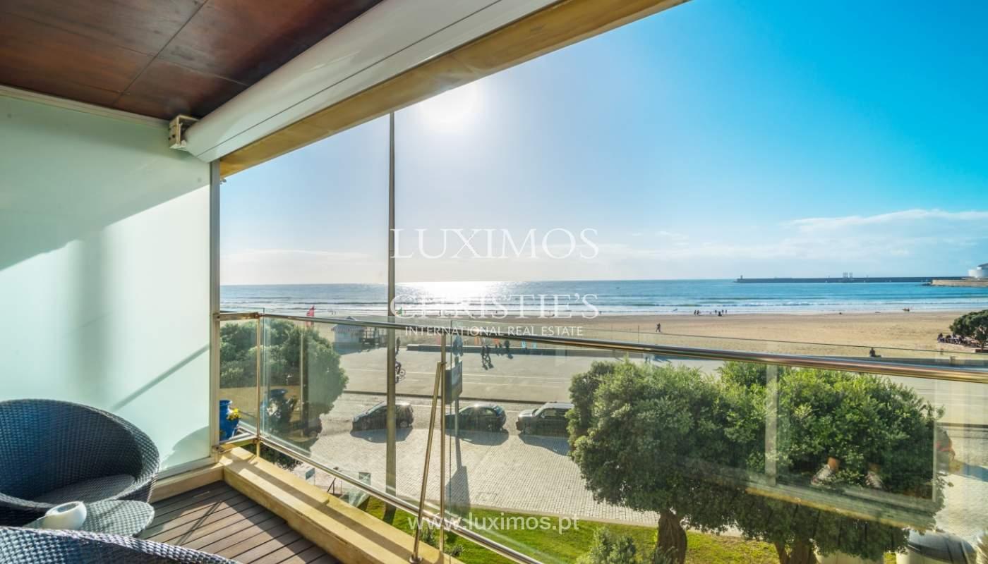Venda de apartamento em primeira linha de mar, Matosinhos_125408