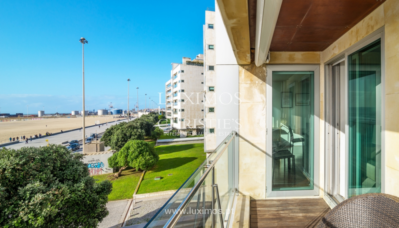 Apartment for sale in first line of sea, Matosinhos, Portugal_125409