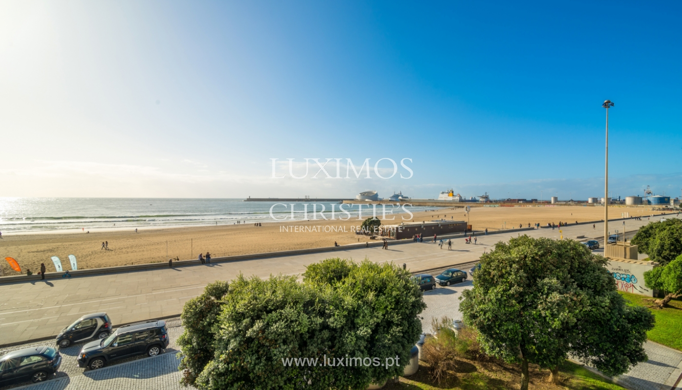Apartment for sale in first line of sea, Matosinhos, Portugal_125410