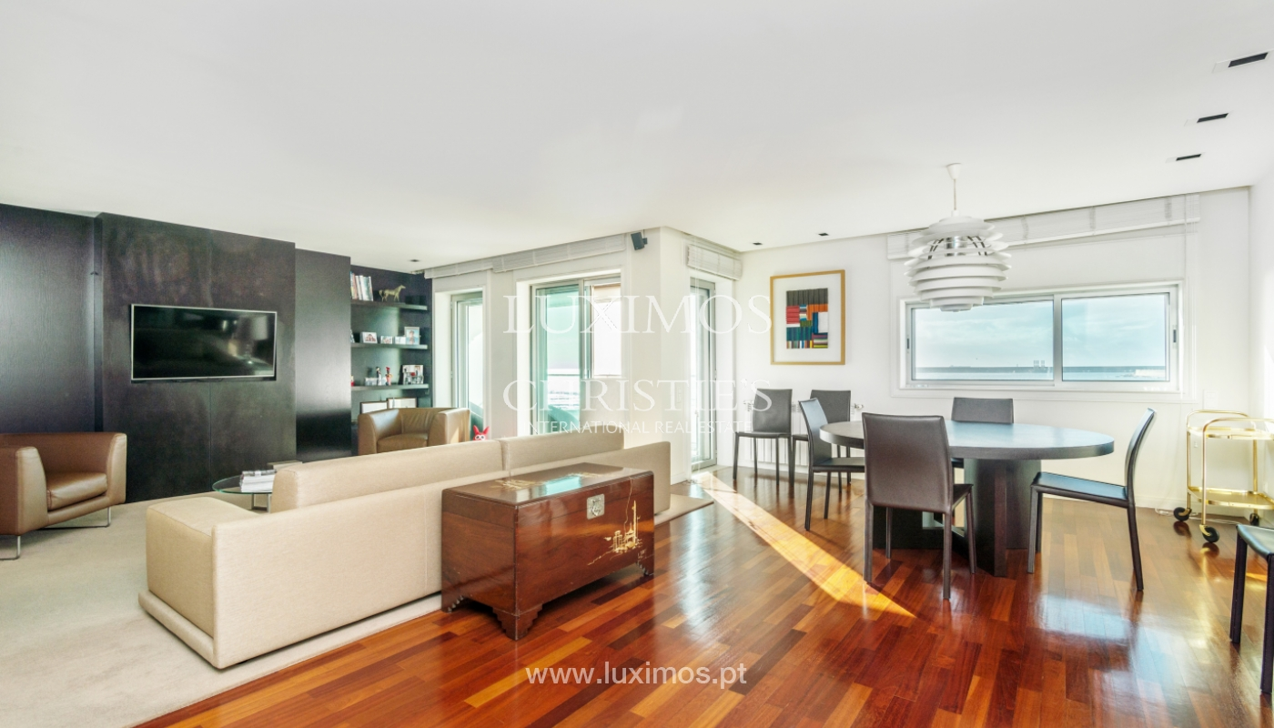 Apartment for sale in first line of sea, Matosinhos, Portugal_125412