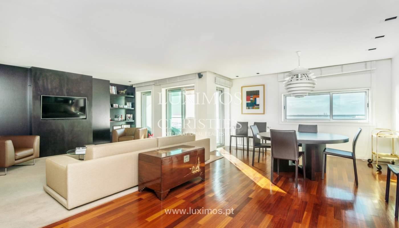 Venda de apartamento em primeira linha de mar, Matosinhos_125412