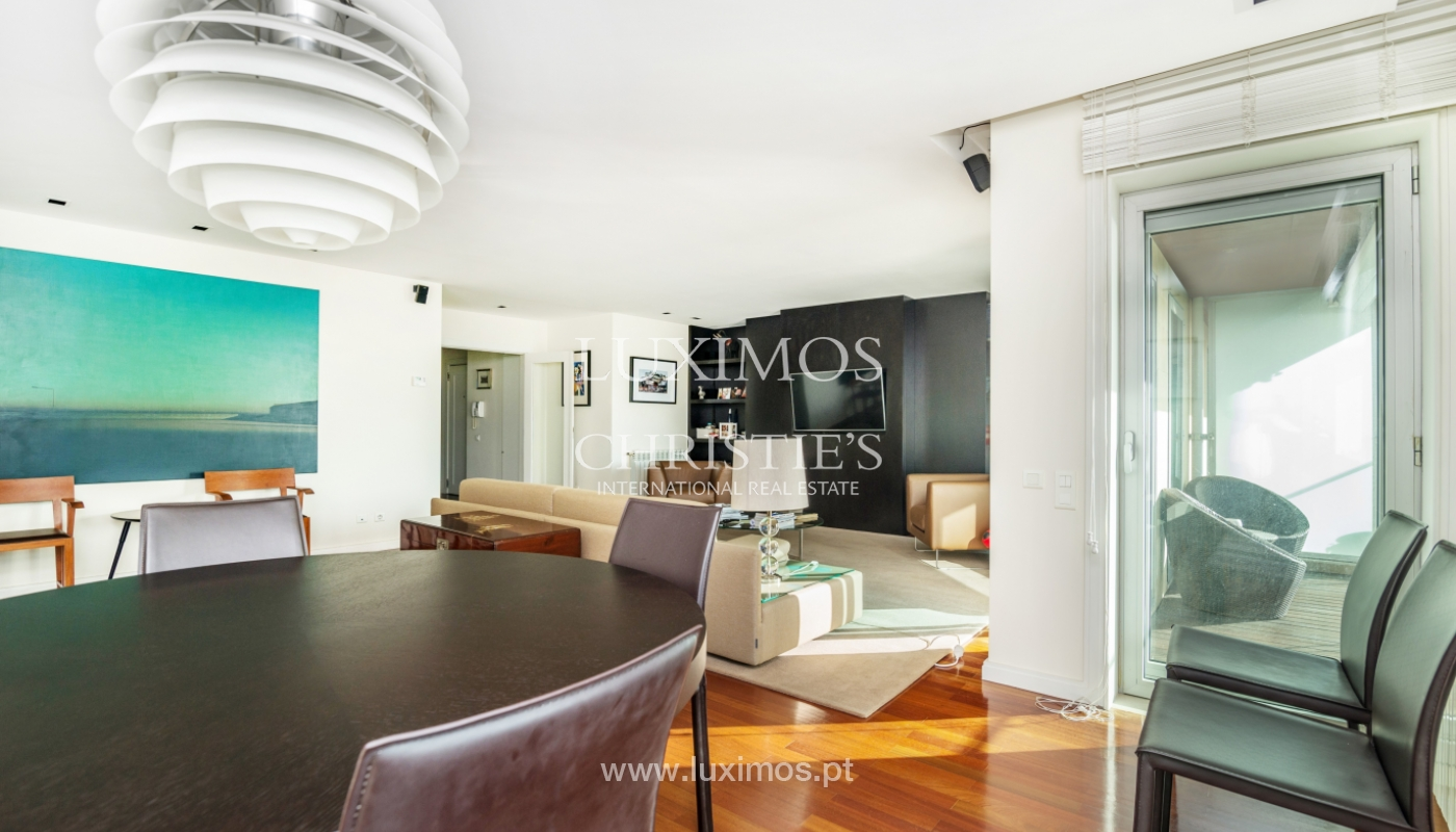 Apartment for sale in first line of sea, Matosinhos, Portugal_125413