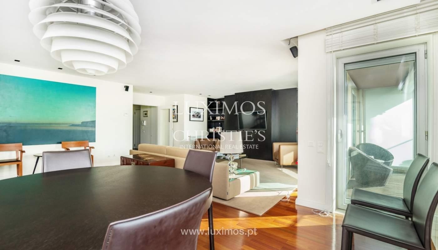 Venda de apartamento em primeira linha de mar, Matosinhos_125413