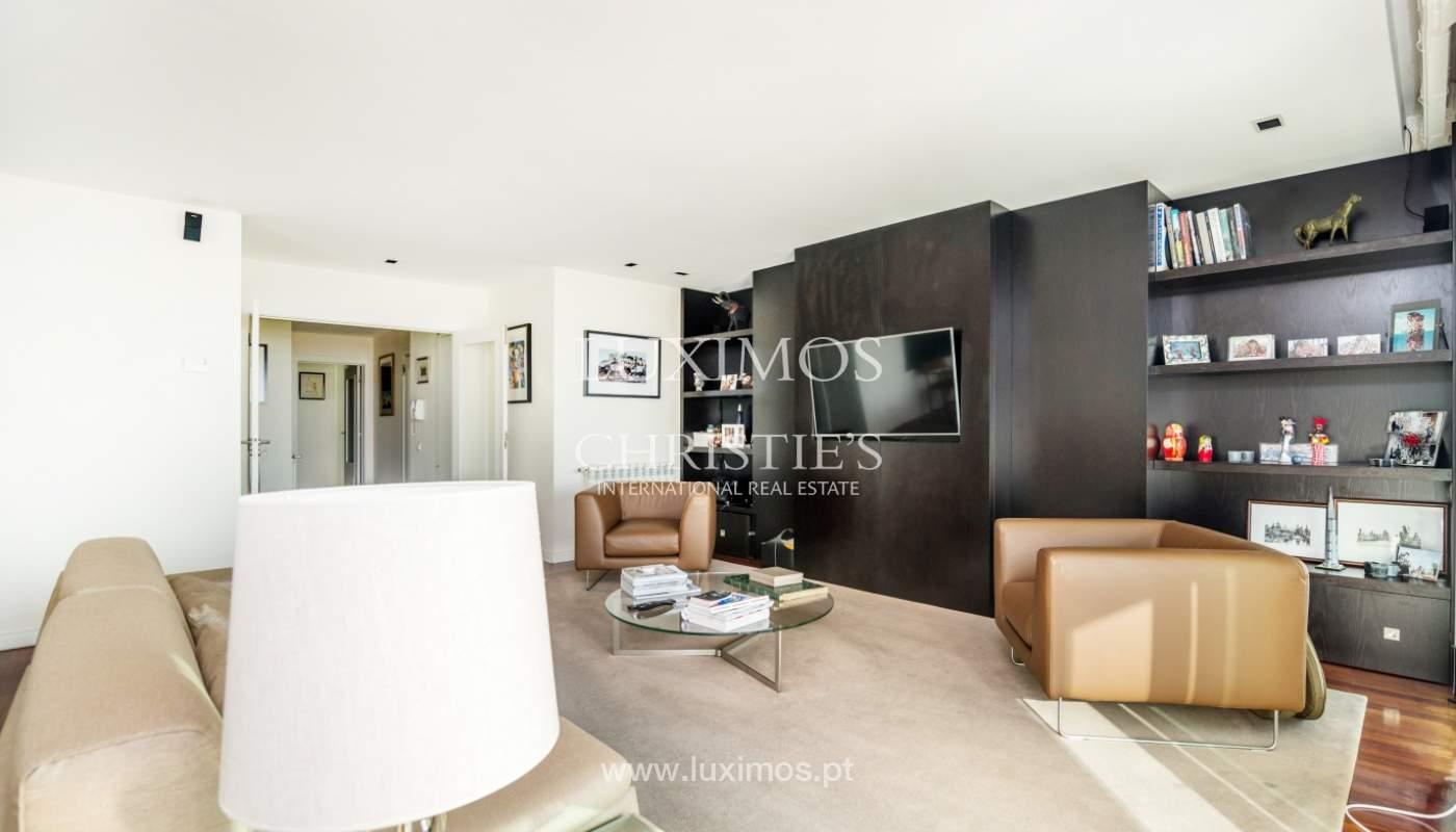 Venda de apartamento em primeira linha de mar, Matosinhos_125415