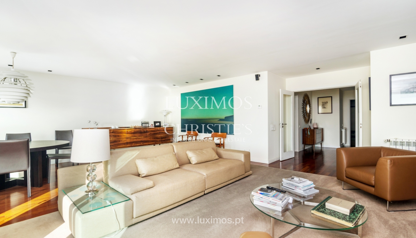 Apartment for sale in first line of sea, Matosinhos, Portugal_125416