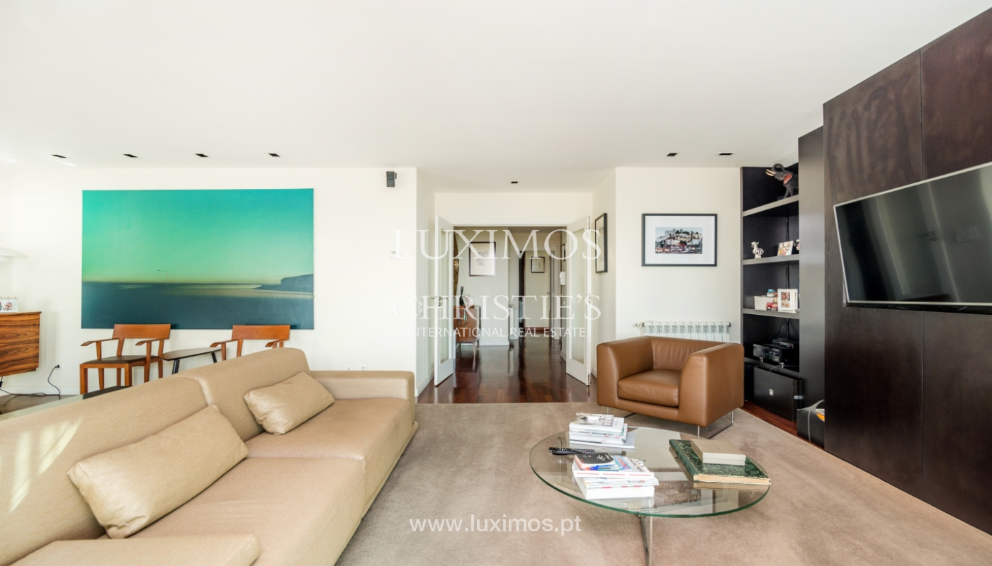 Apartment for sale in first line of sea, Matosinhos, Portugal_125417