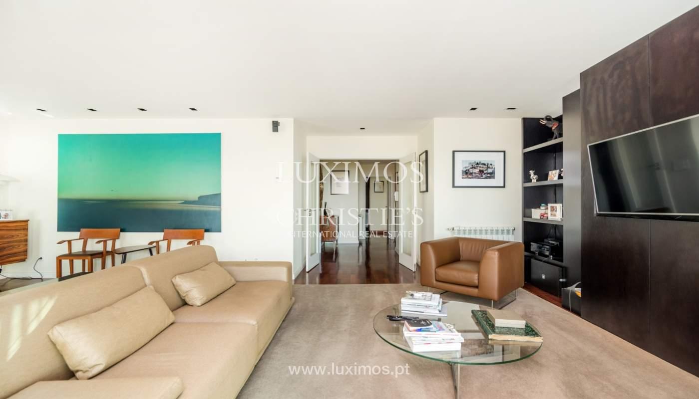 Venda de apartamento em primeira linha de mar, Matosinhos_125417