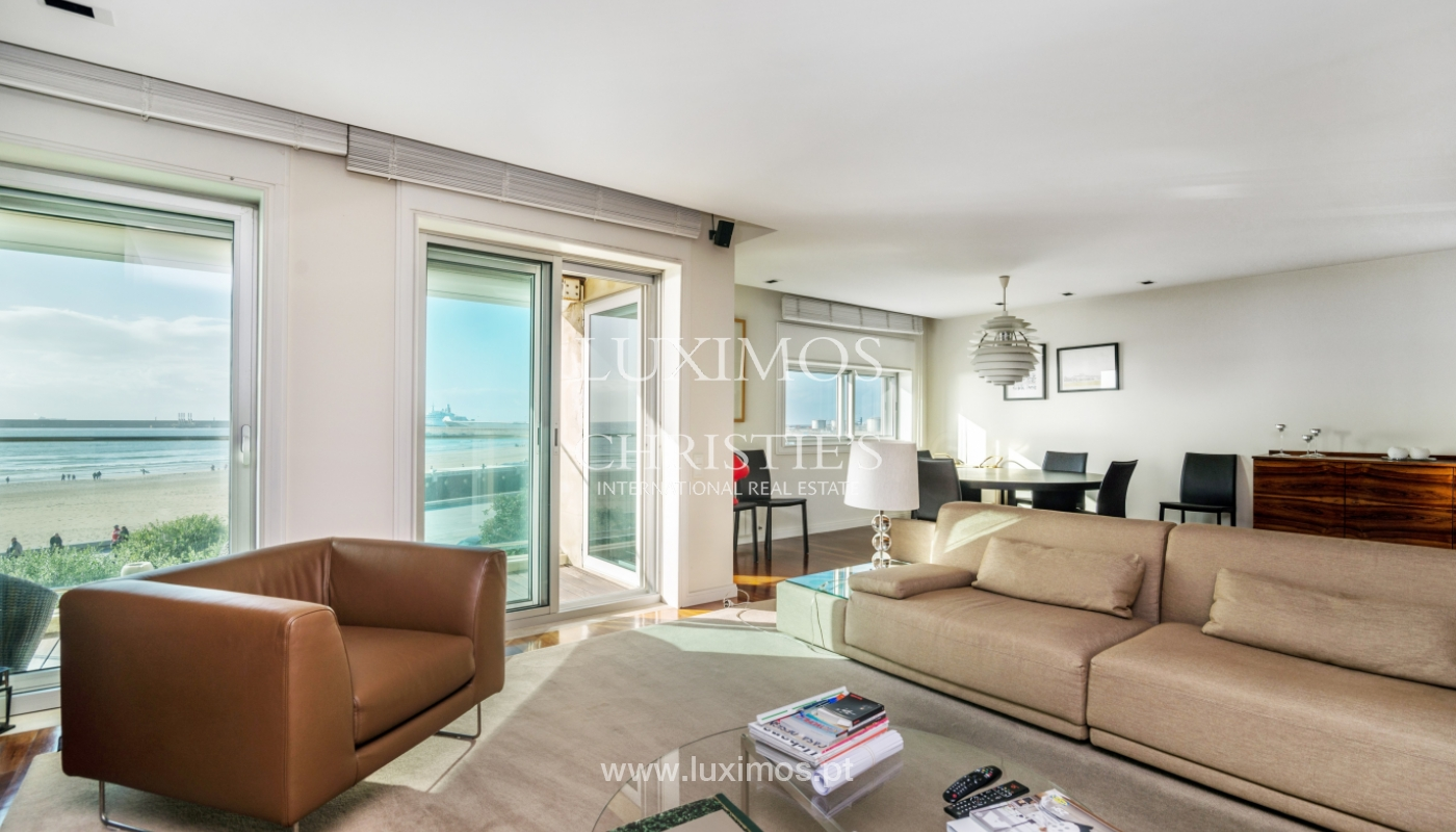 Apartment for sale in first line of sea, Matosinhos, Portugal_125418