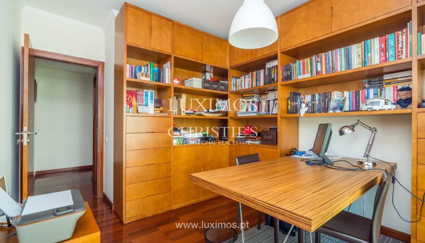 Venda de apartamento em primeira linha de mar, Matosinhos_125419