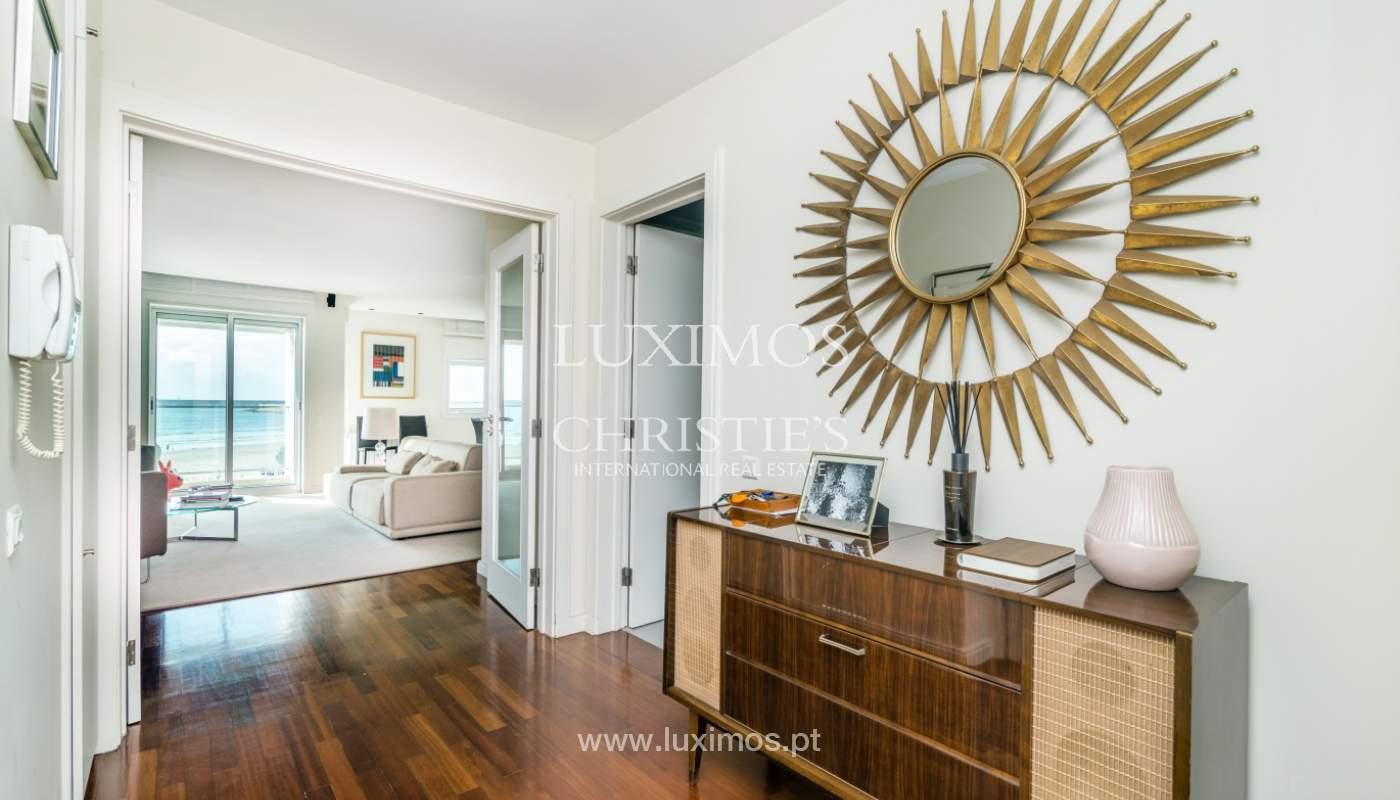 Venda de apartamento em primeira linha de mar, Matosinhos_125421
