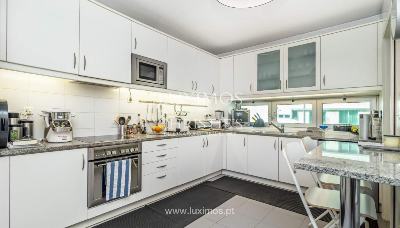 Venda de apartamento em primeira linha de mar, Matosinhos_125430