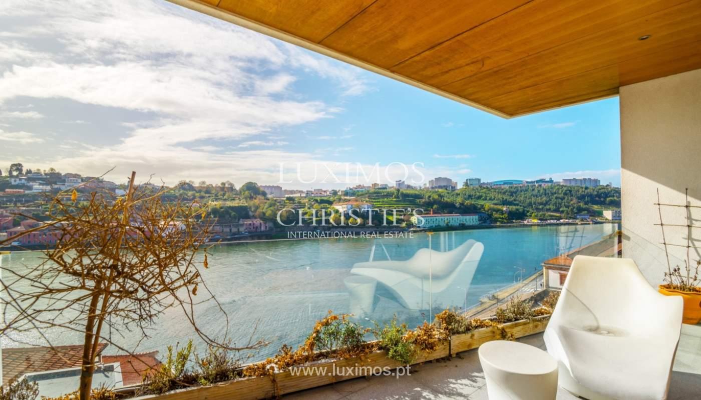 Venta villa de 3 plantas, con vistas al río, centro de Porto, Portugal_125442