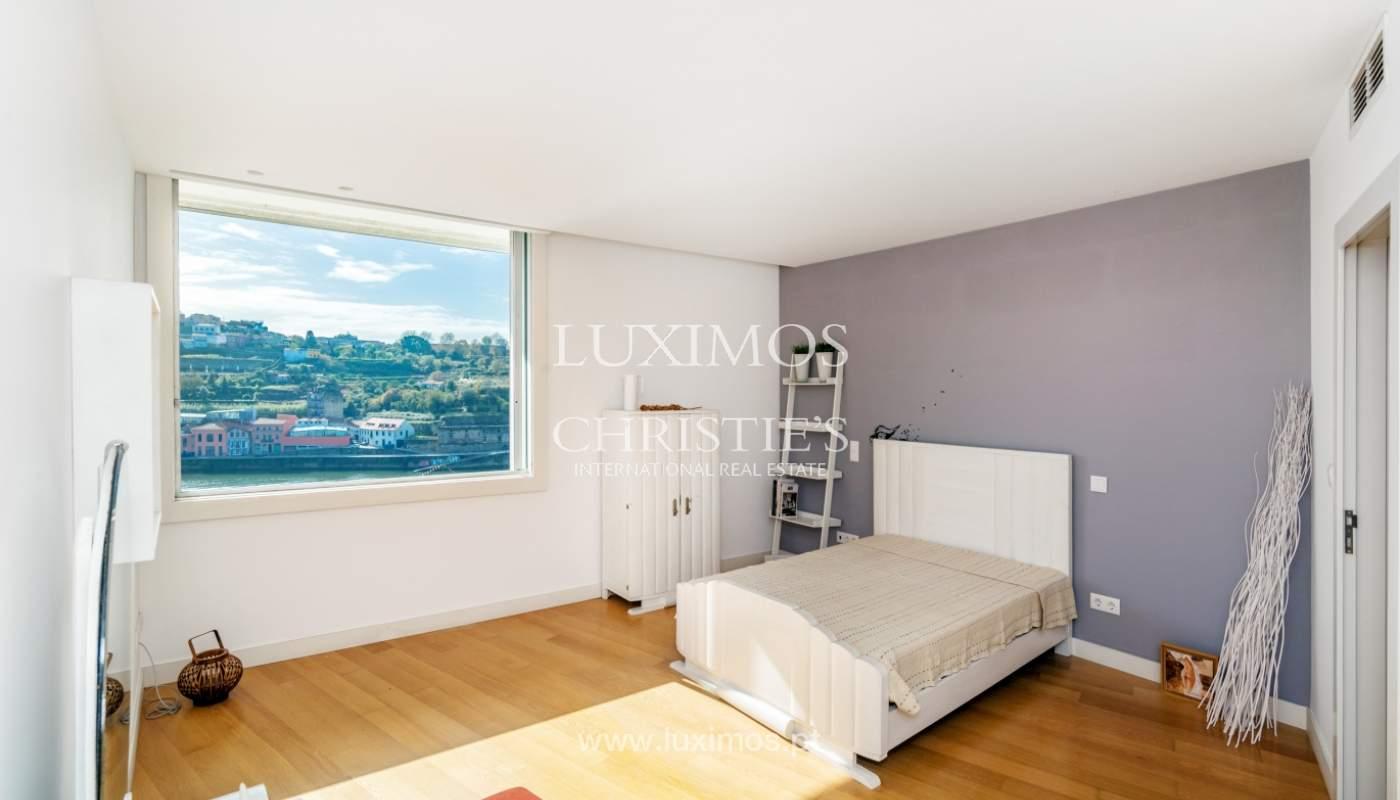 Venta villa de 3 plantas, con vistas al río, centro de Porto, Portugal_125447