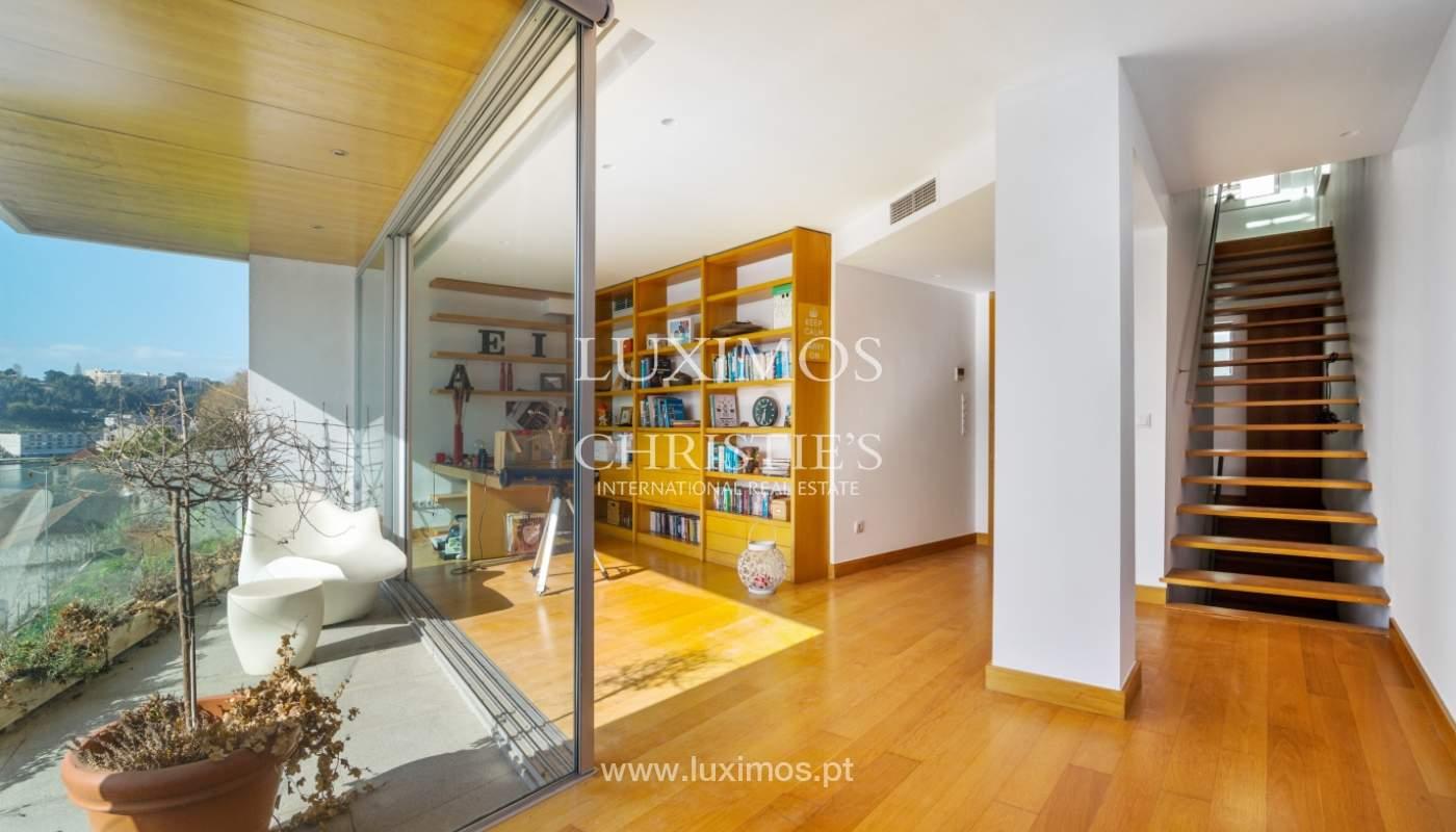 Venta villa de 3 plantas, con vistas al río, centro de Porto, Portugal_125448