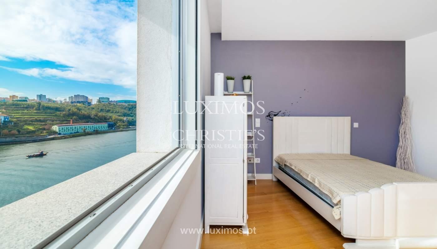 Venta villa de 3 plantas, con vistas al río, centro de Porto, Portugal_125450