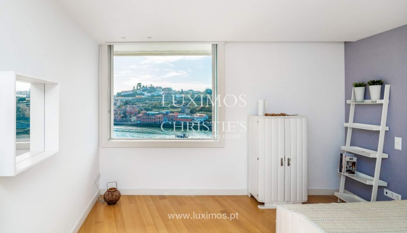 Venta villa de 3 plantas, con vistas al río, centro de Porto, Portugal_125453