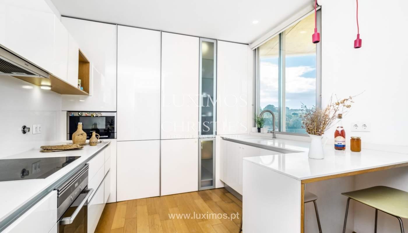 Venta villa de 3 plantas, con vistas al río, centro de Porto, Portugal_125461