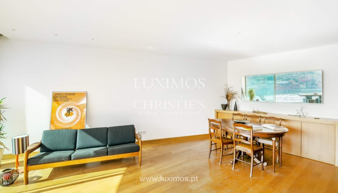 Venta villa de 3 plantas, con vistas al río, centro de Porto, Portugal_125464