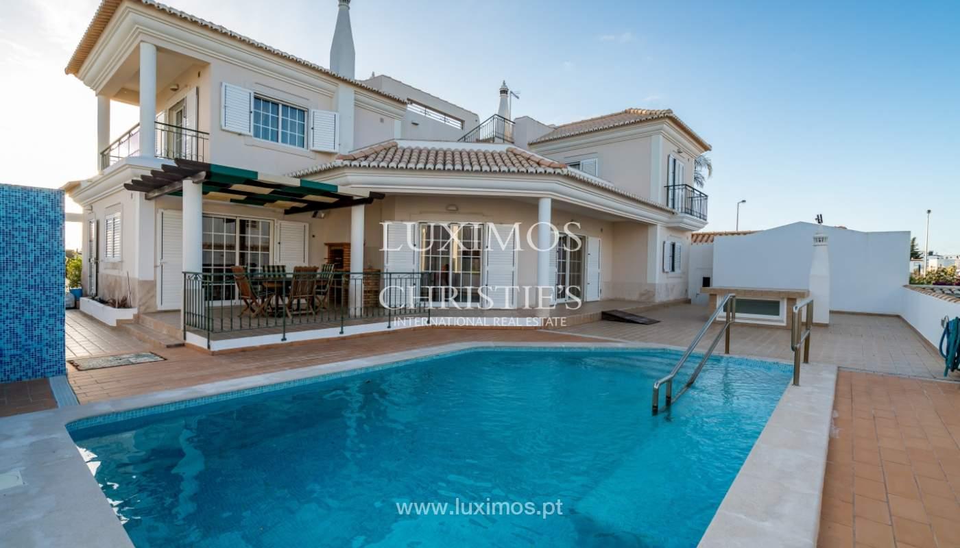 Verkauf von Villa mit Pool in Fuseta, Olhão, Algarve, Portugal_125561
