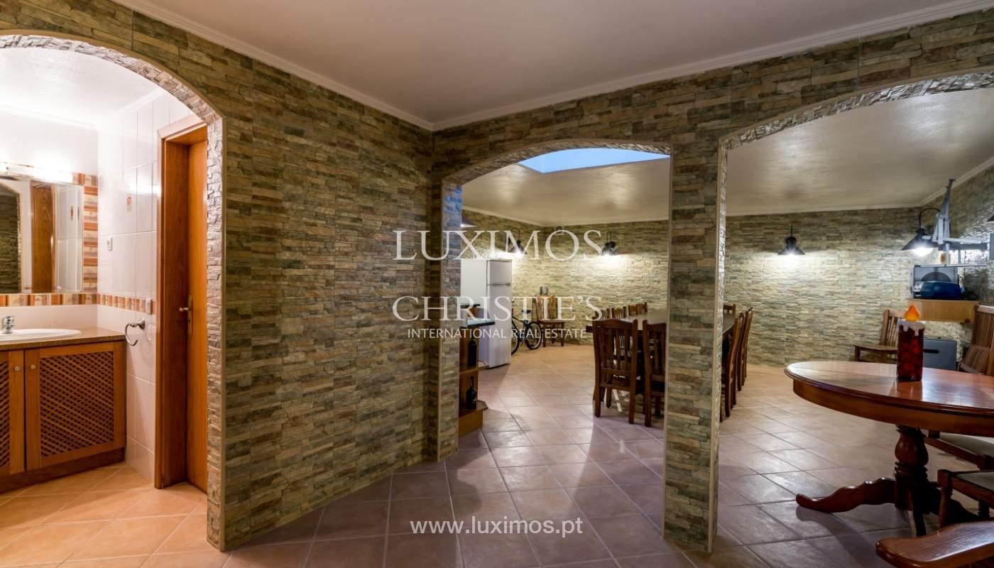 Verkauf von Villa mit Pool in Fuseta, Olhão, Algarve, Portugal_125594