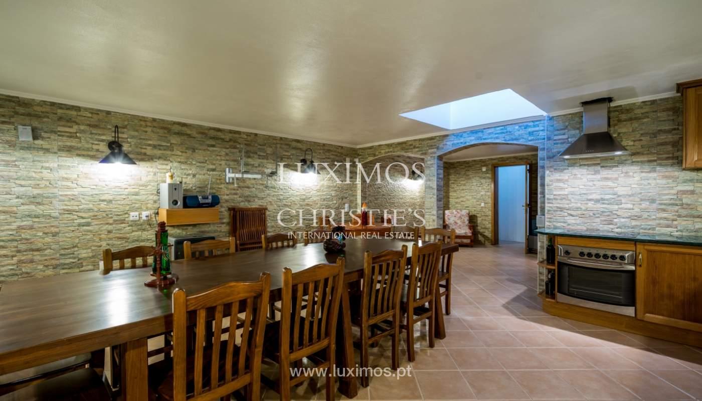 Verkauf von Villa mit Pool in Fuseta, Olhão, Algarve, Portugal_125596