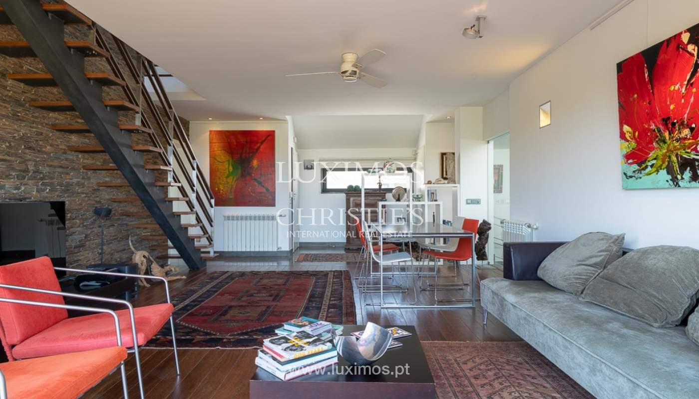 Verkauf einer modernen Villa mit Meerblick, Porches, Algarve, Portugal_125652