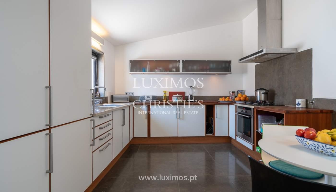 Verkauf einer modernen Villa mit Meerblick, Porches, Algarve, Portugal_125655