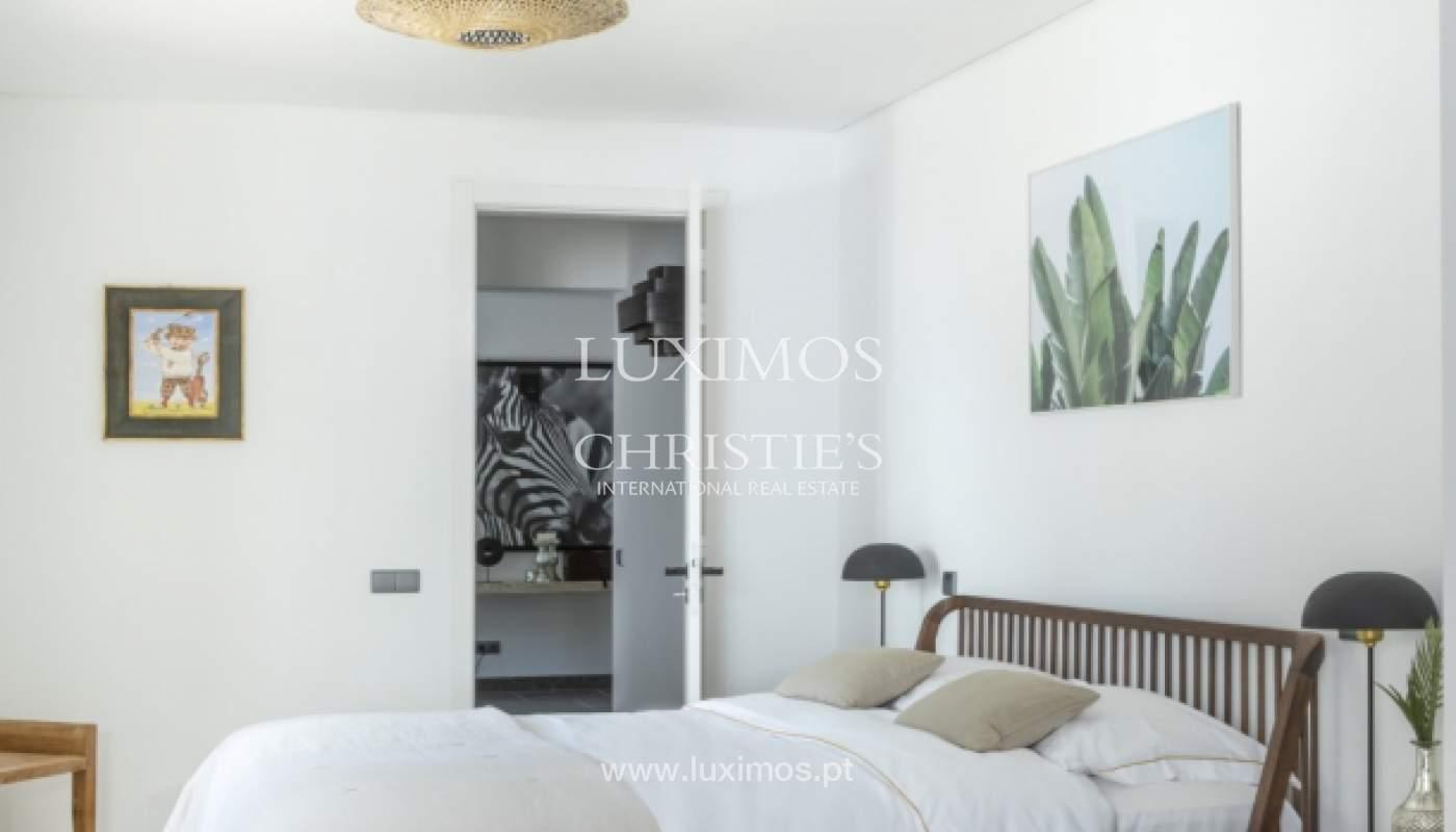 Sale of luxury villa front golf in Vilamoura, Algarve, Portugal_125728