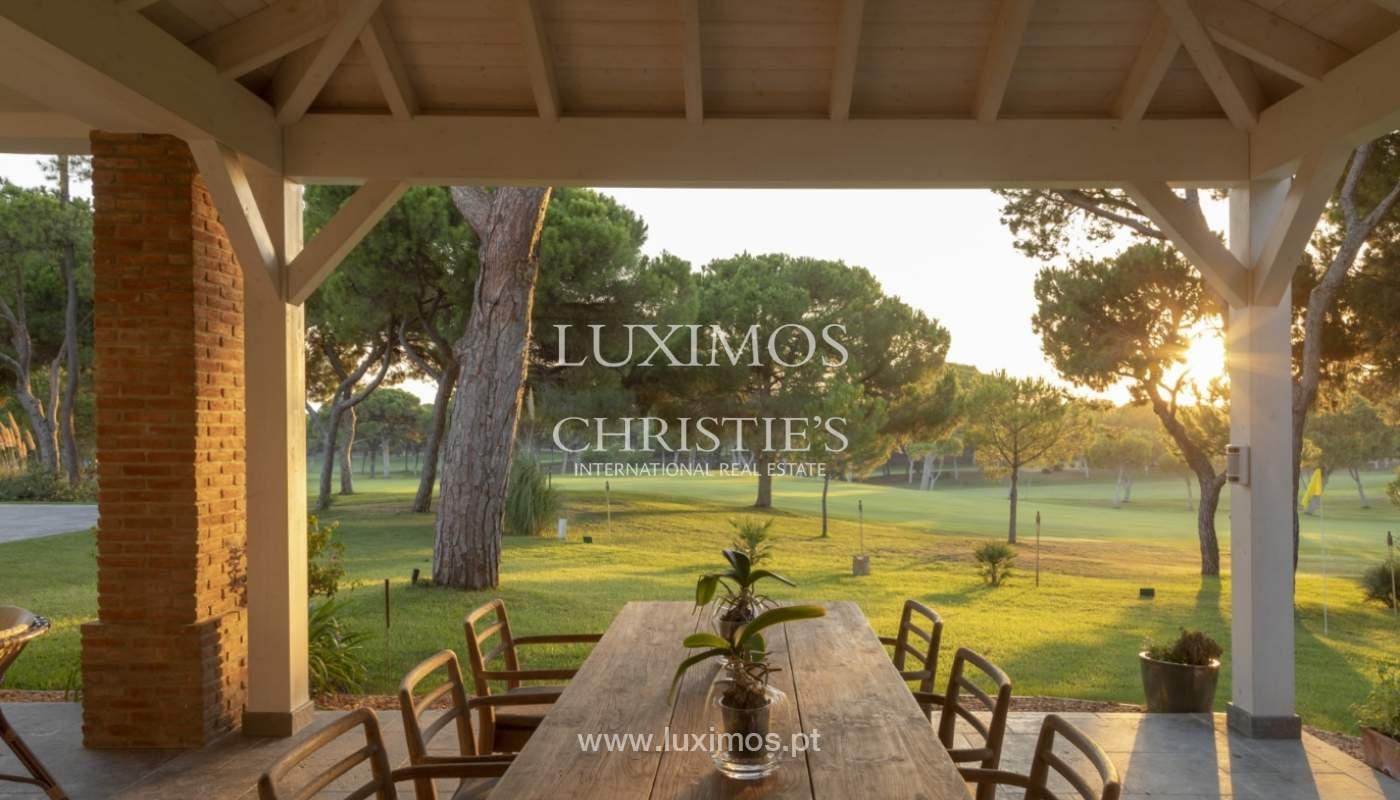 Sale of luxury villa front golf in Vilamoura, Algarve, Portugal_125730