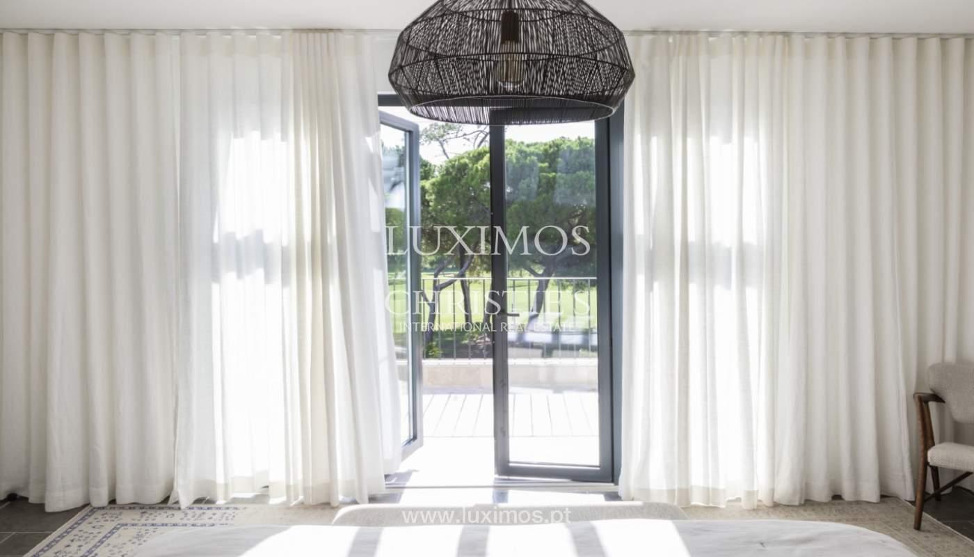 Sale of luxury villa front golf in Vilamoura, Algarve, Portugal_125743
