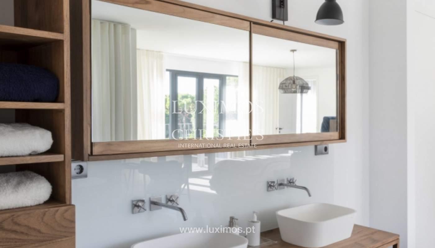 Sale of luxury villa front golf in Vilamoura, Algarve, Portugal_125750