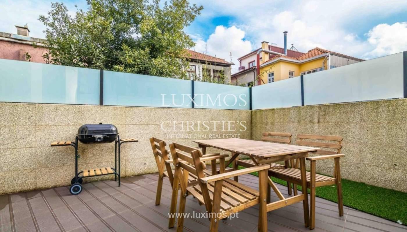 Maison de 3 étages, avec terrasse, à vendre au Porto, Portugal_125799