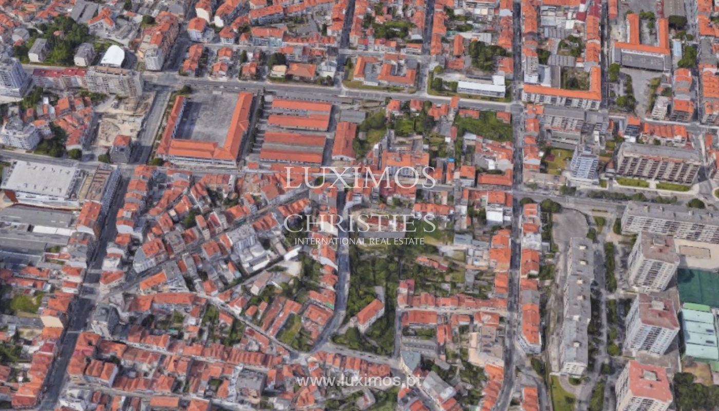 Sell building w/ approved project for construction, Porto, Portugal_125856