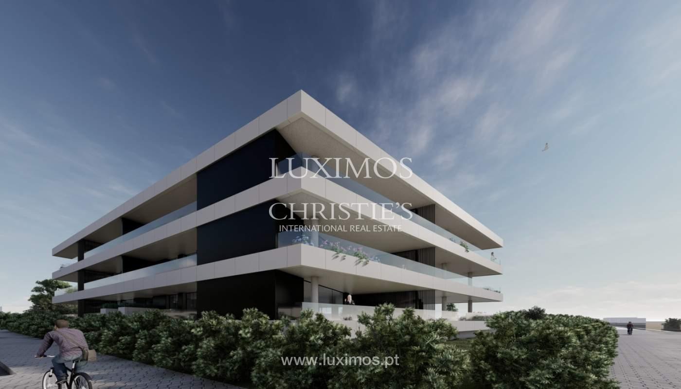 Verkauf einer neuen Wohnung in der 1. Linie des Meeres, V. N. Gaia, Portugal_126157