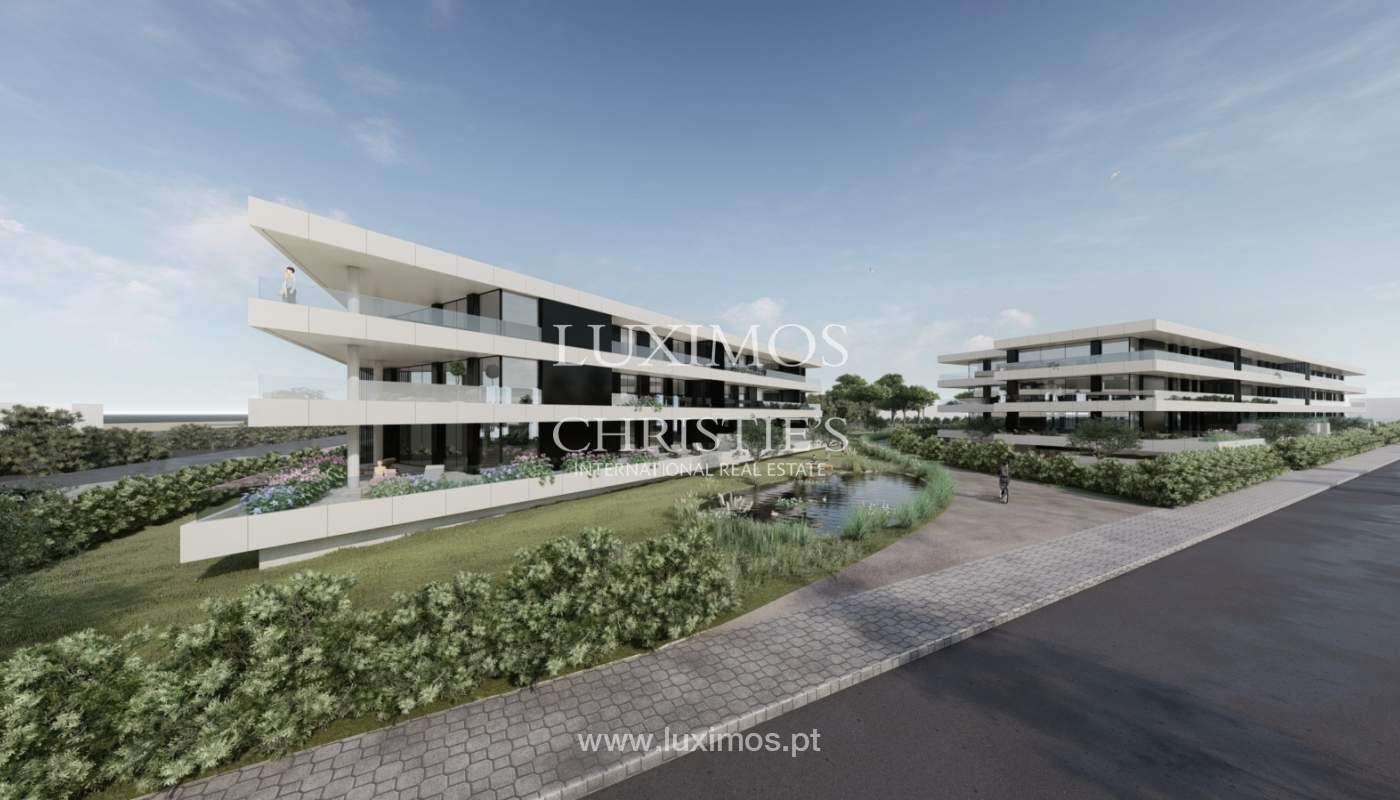Verkauf einer neuen Wohnung in der 1. Linie des Meeres, V. N. Gaia, Portugal_126159