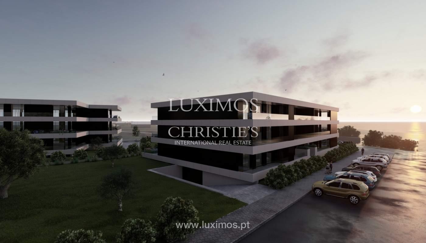 Verkauf einer neuen Wohnung in der 1. Linie des Meeres, V. N. Gaia, Portugal_126160