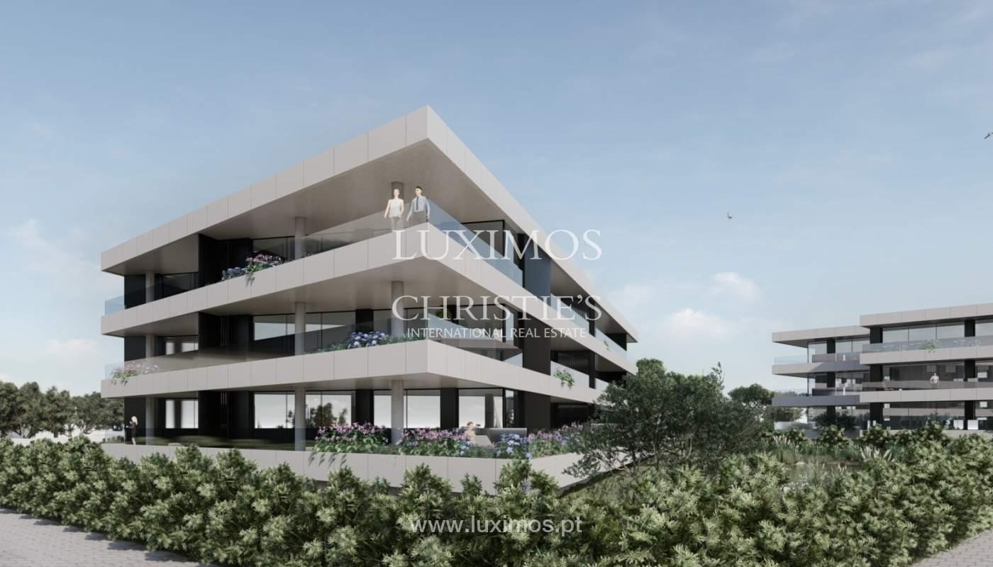 Verkauf einer neuen Wohnung in der 1. Linie des Meeres, V. N. Gaia, Portugal_126164