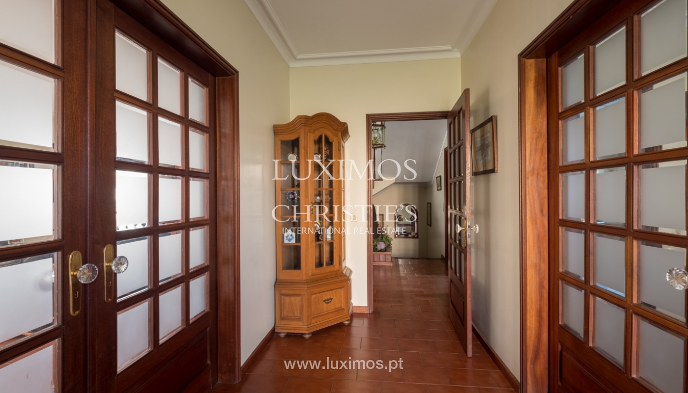 Sale of villa with garden and balconies, Foz do Douro, Portugal_126240
