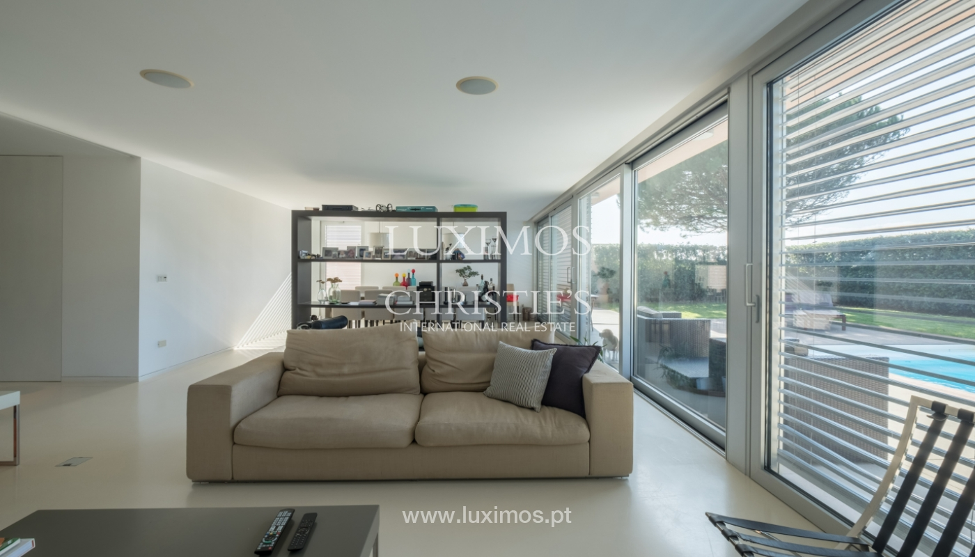 Luxury villa for sale with garden and pool, Lavra, Matosinhos, Portugal_126501