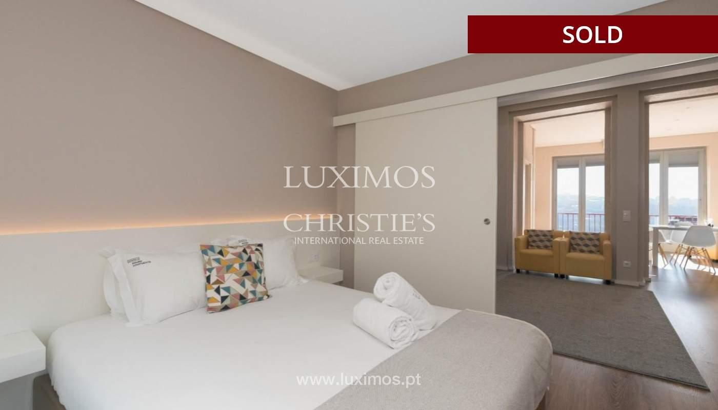 Verkauf renoviertem Appartement, mit Blick auf den Fluss, Porto, Portugal_126624