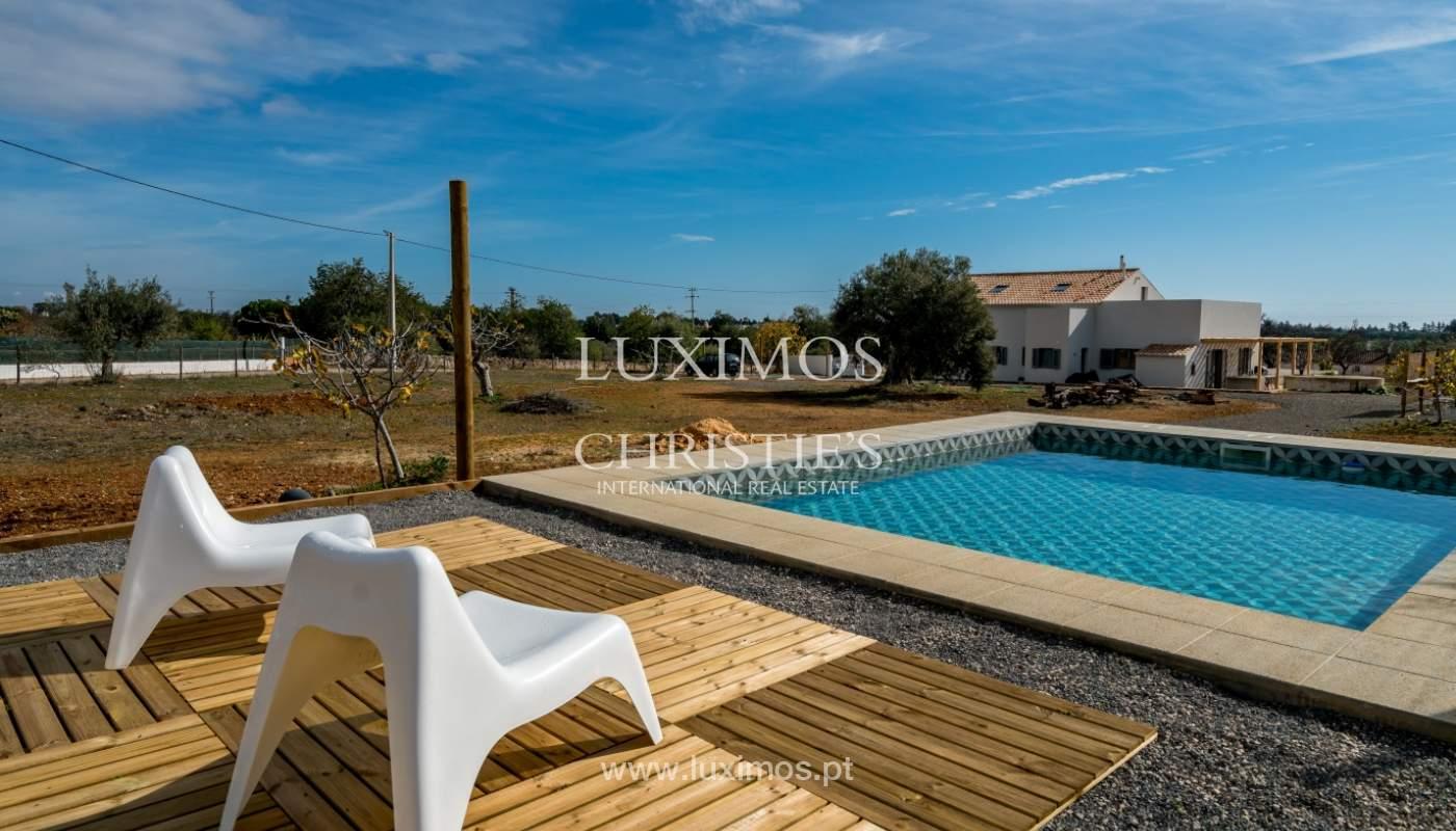 Venda de moradia com piscina e vista serra, Tavira, Algarve, Portugal_127000