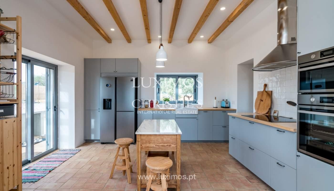 Villa avec vue sur les montagnes à vendre à Tavira, Algarve, Portugal_127014
