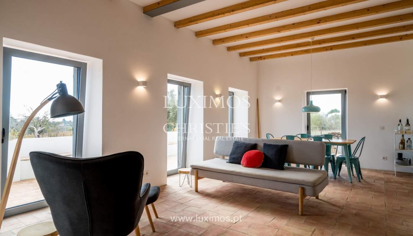 Venda de moradia com piscina e vista serra, Tavira, Algarve, Portugal_127022