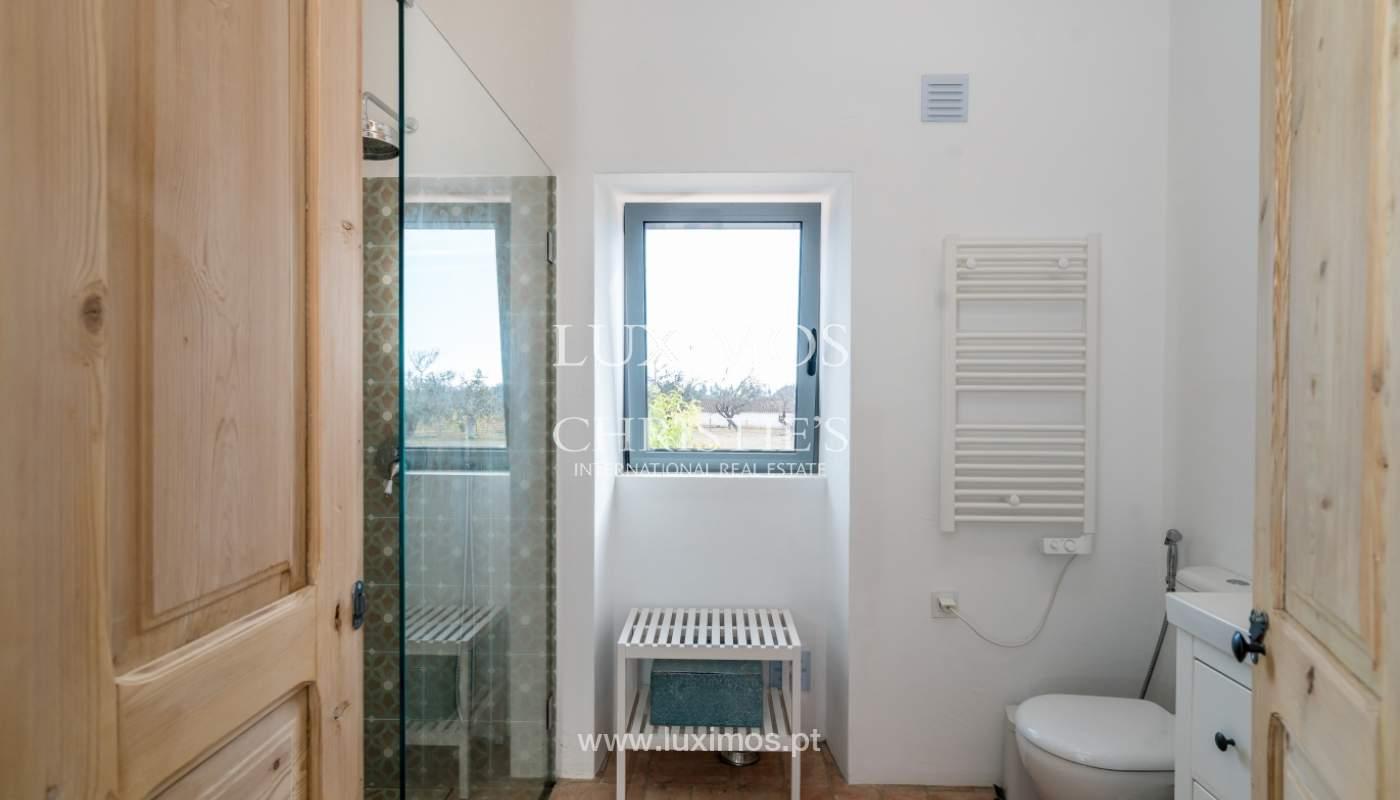 Venda de moradia com piscina e vista serra, Tavira, Algarve, Portugal_127024