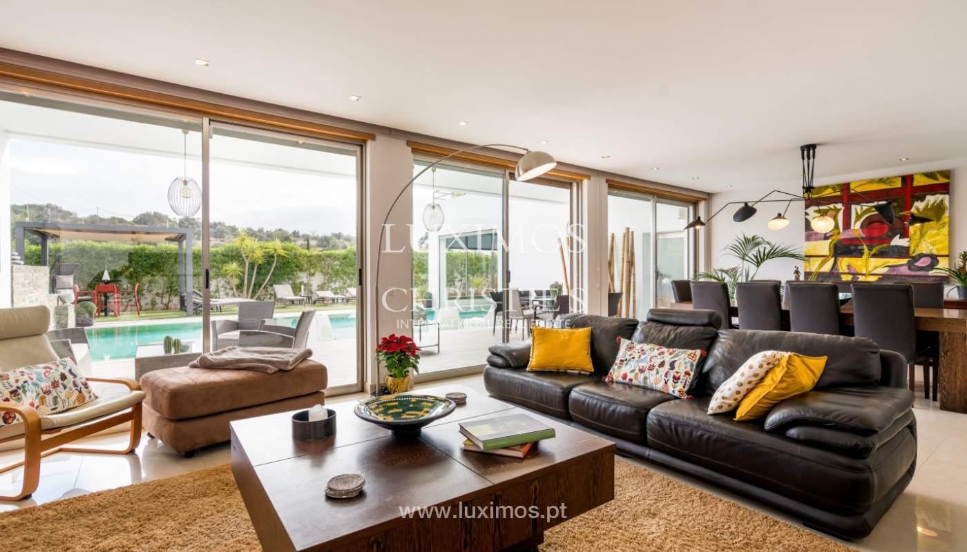 Verkauf von Villa mit Pool in Porches, Lagoa, Algarve, Portugal_127050