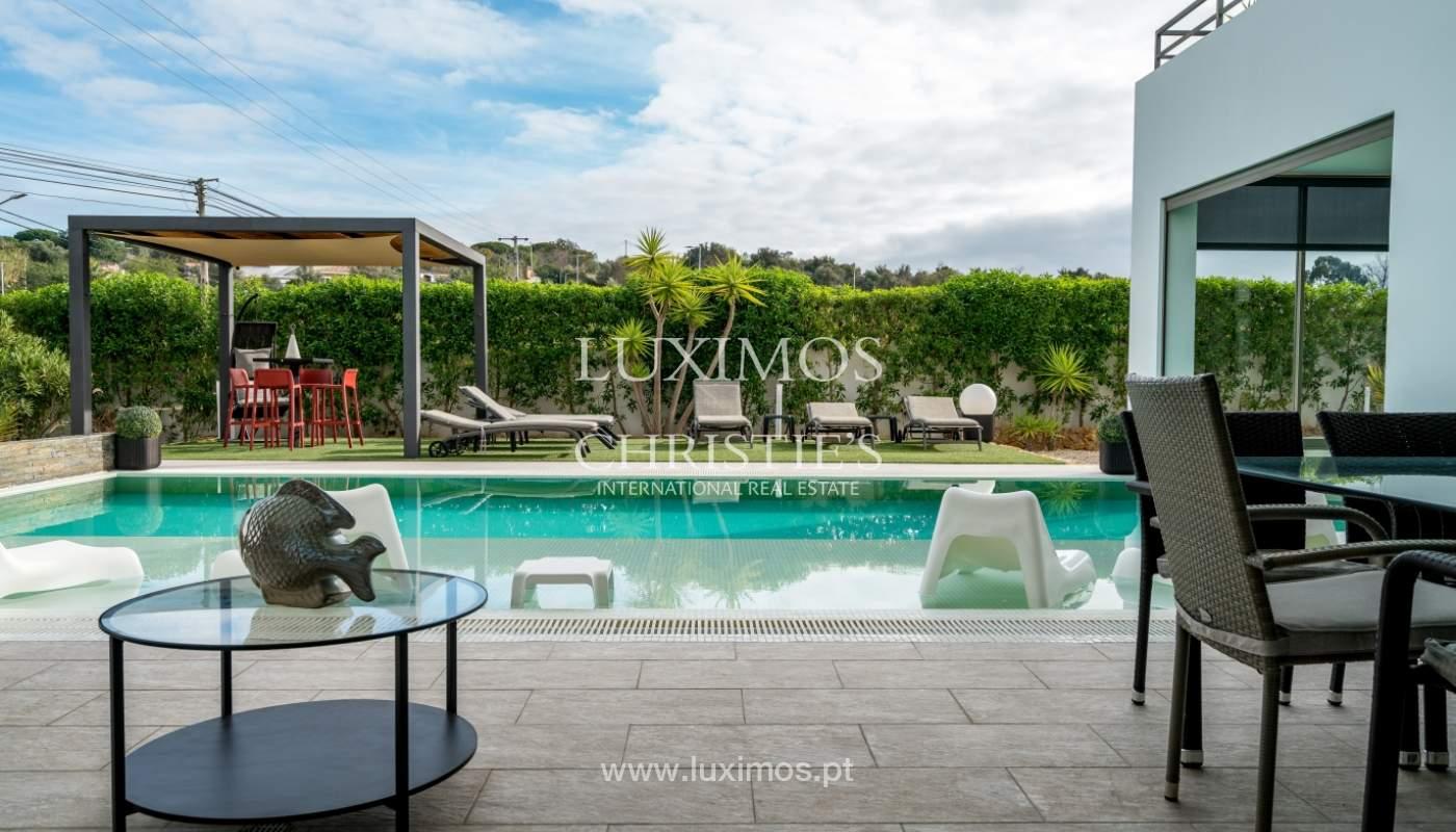 Verkauf von Villa mit Pool in Porches, Lagoa, Algarve, Portugal_127053