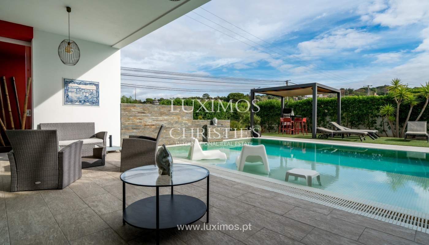 Verkauf von Villa mit Pool in Porches, Lagoa, Algarve, Portugal_127054