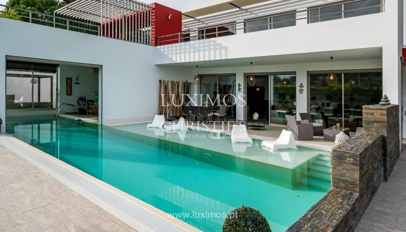 Verkauf von Villa mit Pool in Porches, Lagoa, Algarve, Portugal_127056