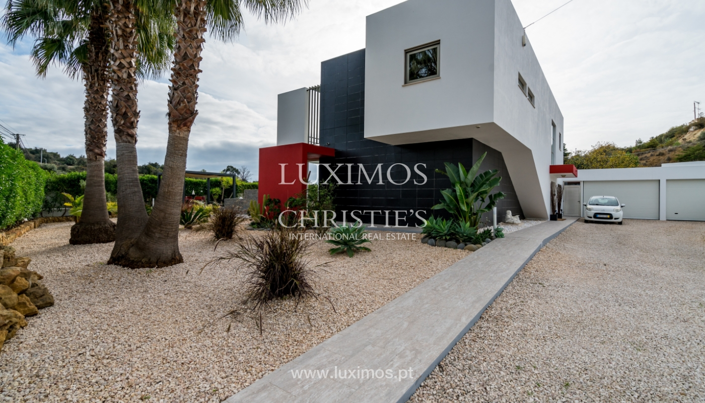 Verkauf von Villa mit Pool in Porches, Lagoa, Algarve, Portugal_127063