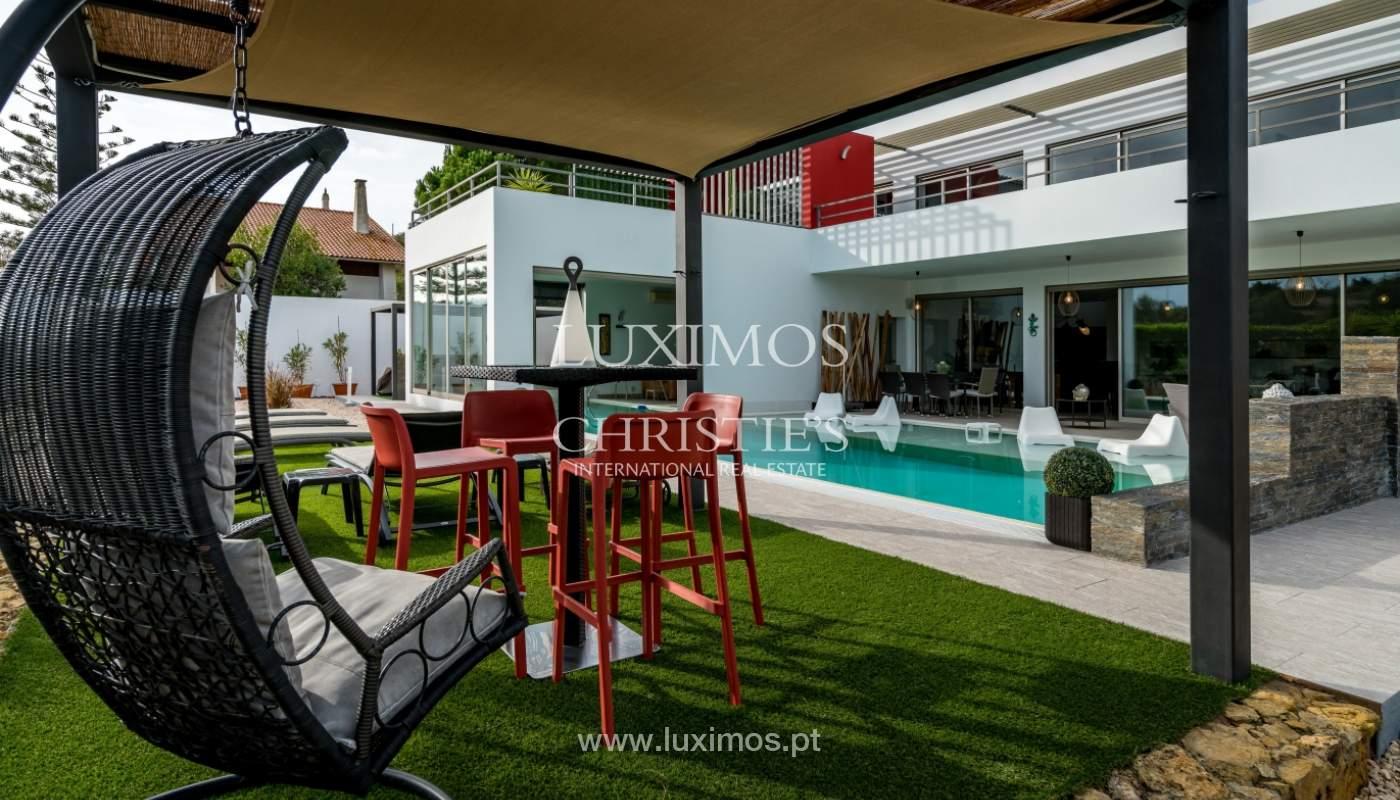 Verkauf von Villa mit Pool in Porches, Lagoa, Algarve, Portugal_127067